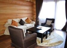 Die Möbel im Innenraum Lizenzfreies Stockfoto