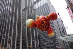 Die Macy's-Danksagungs-Tagesparade 2014 11 Lizenzfreies Stockfoto