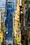 Die maltesische Zusammenfassung lizenzfreie stockfotografie