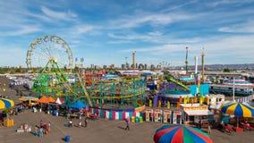 Die Maricopa- Countymesse stockfotografie
