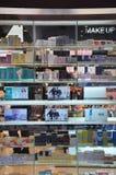 Kosmetischer Speicher bilden stockfotografie