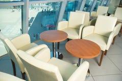 Die Möbel für Kaffee Lizenzfreie Stockfotografie