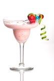 Die meiste populäre Cocktailserie - Erdbeere Colada stockbild