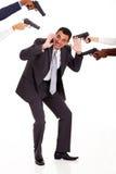 Die meisten hassten Kollegen lizenzfreie stockfotos