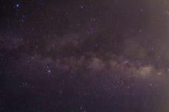 Die Milchstraße Lizenzfreies Stockbild