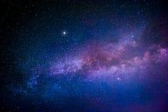 Die Milchstraße Stockbilder