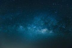 Die Milchstraße stockbild