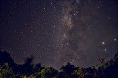 Die Milchstraße Stockfoto