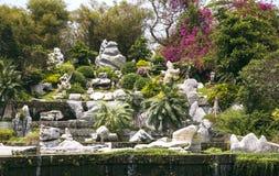 Die Million Jahre Steinpark Stockbild