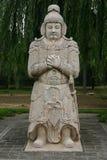 Die Ming Gräber lizenzfreies stockfoto