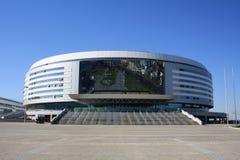 Die minsk-Arena lizenzfreies stockbild