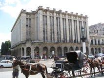 Die Mitte von Havana Cuba lizenzfreie stockbilder