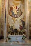 Die Mitte von Papst John Paul II Lizenzfreie Stockfotos