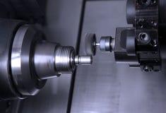 Die moderne aufbereitende Maschine stockfotografie