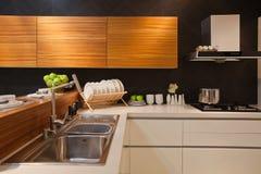 Die Küche 34 Lizenzfreie Stockfotografie