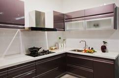 Die Küche 08 Lizenzfreie Stockbilder