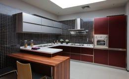 Die Küche 49 Lizenzfreies Stockbild