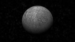 Die Mond-u. Stern-Animation stock abbildung