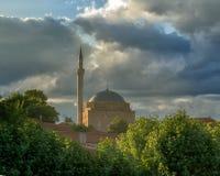 Die Moschee Lizenzfreies Stockfoto