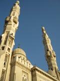 Die Moschee EL-mogamma' in Kanal-Besagtem (Ägypten) Stockbild