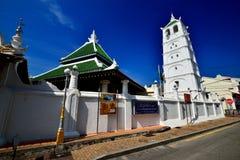 Die Moschee Kampung Kling Lizenzfreies Stockfoto
