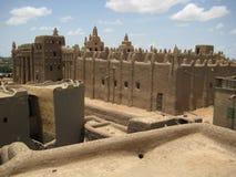 Die Moschee von Timbouktoe Stockfoto