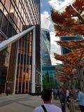 Die Moskau-Stadt lizenzfreie stockfotos