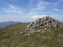 Die mourne Berge stockfoto
