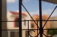 Die Nachbarschaft lizenzfreie stockfotografie