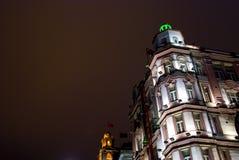 Die Nachtansicht in Shanghai Lizenzfreie Stockfotografie