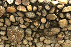 Die Nahaufnahme-Steinoberfläche der Natur im Freien am Abend Lizenzfreie Stockfotografie
