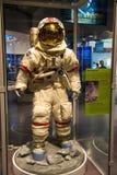 Die NASA Apollo Space Program Spacesuit lizenzfreie stockfotos