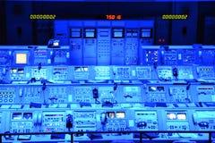 Die NASA-Kontrollstation, Kennedy Space Center Stockfoto