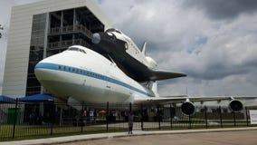 Die NASA-Raumfahrtzentrum Lizenzfreies Stockfoto