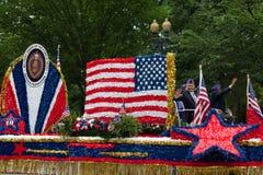 Die nationale Memorial Day -Parade lizenzfreie stockfotografie