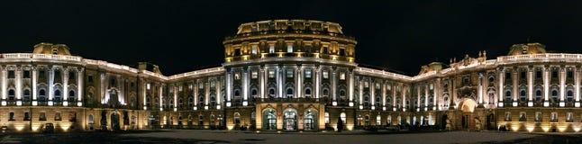 Die nationale Szechenyi Bibliothek Lizenzfreies Stockfoto