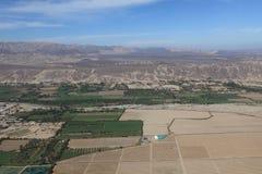 Die Nazca-Wüste Lizenzfreie Stockfotos