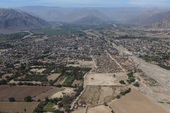 Die Nazca-Wüste Lizenzfreies Stockfoto