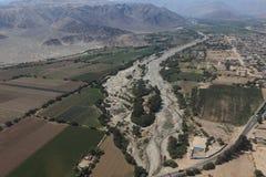 Die Nazca-Wüste Lizenzfreies Stockbild
