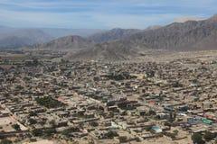 Die Nazca-Wüste Lizenzfreie Stockfotografie