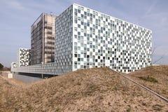 Die neue internationale Strafkammer Lizenzfreies Stockbild