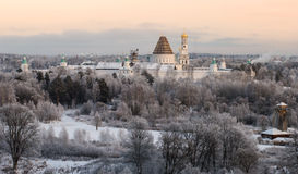 Die neue Jerusalem-Klosterwiederherstellung Stockfoto