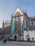 Die 'neue Kirche' in Amsterdam Stockbild