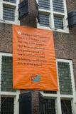 Die niederländische Nationalhymne genannt, Wilhelmus Stockbilder