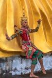 Die Nora ist ein traditioneller Tanz von südlichem stockfotografie