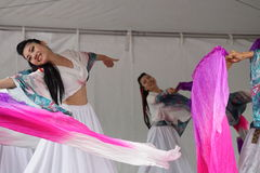 Die 2015 NYC DanceFest 47 Stockfotografie