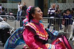 Die 2015 NYC-Tanz-Parade 12 lizenzfreies stockbild
