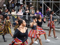 Die 2016 NYC-Tanz-Parade 12 Stockfotos