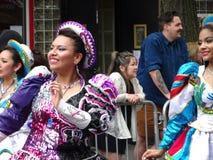 Die 2016 NYC-Tanz-Parade 25 Lizenzfreies Stockbild
