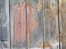 Die Oberfläche der alten Bretter lizenzfreie stockbilder